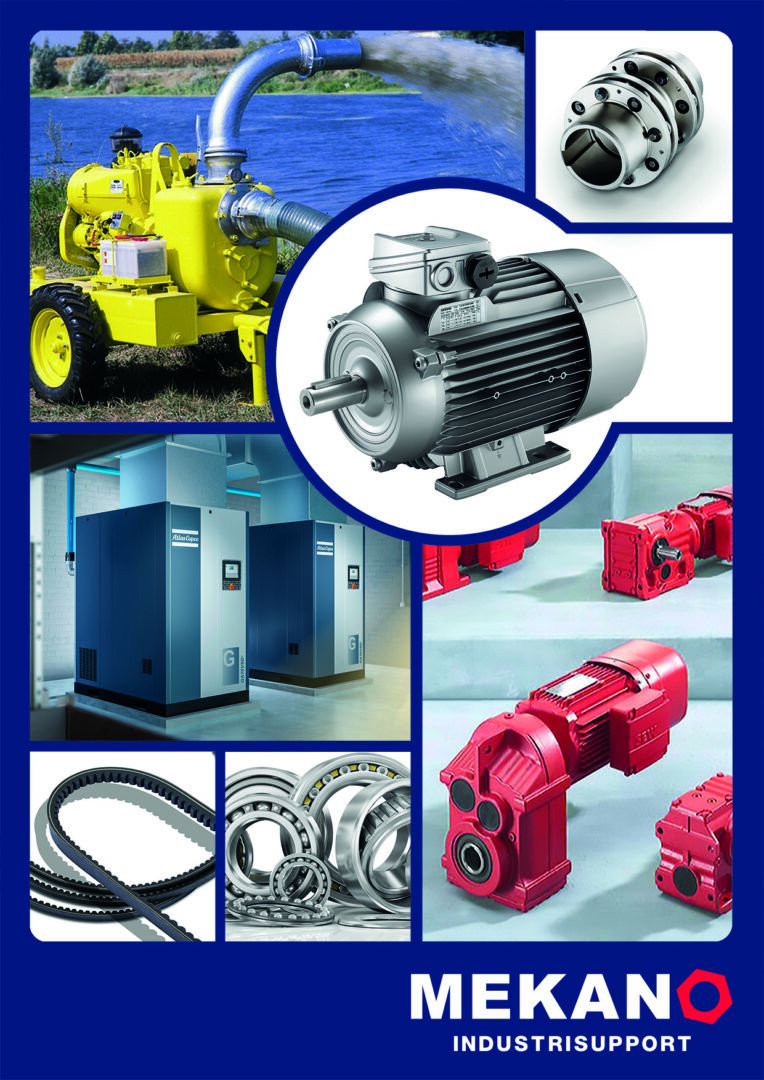 Broschyr Industrikomponenter