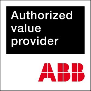 Mekano är nu en auktoriserad ABB Servicepartner.