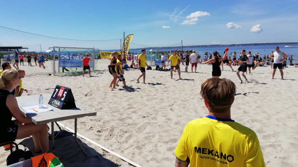 OV Beachhandboll